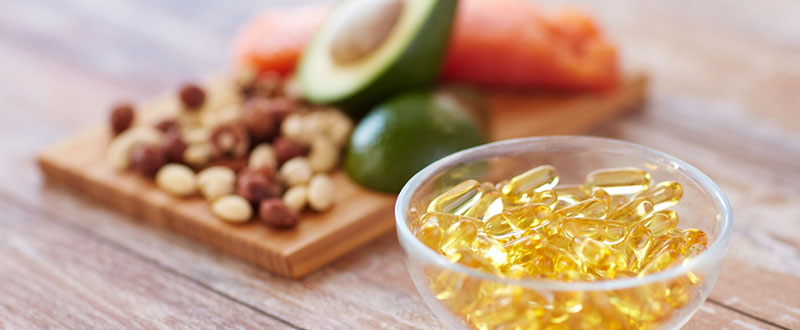 Eat foods rich in Omega-3s